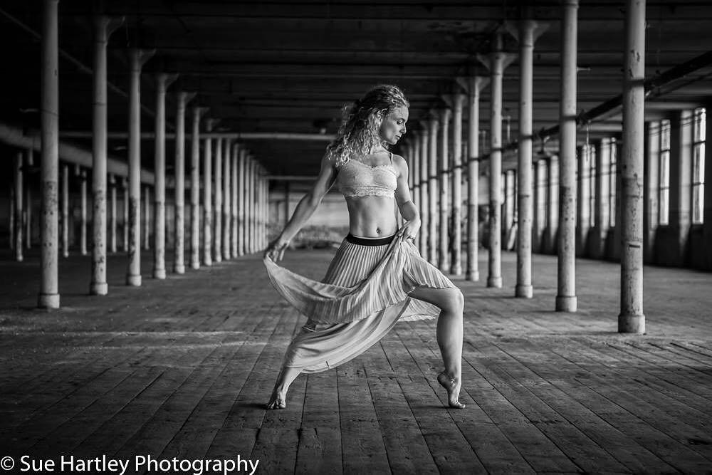 Sara MacQueen by Sue Hartley