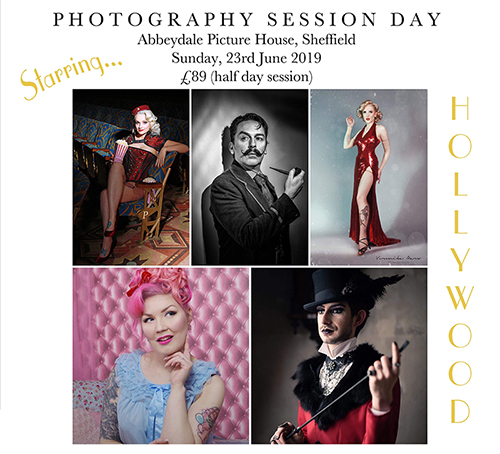 Hollywood Theme Session Day 23rd June 2019