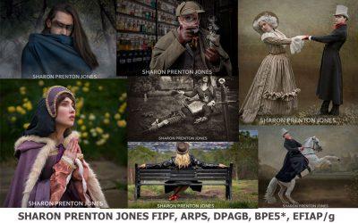Interview with Sharon Prenton Jones
