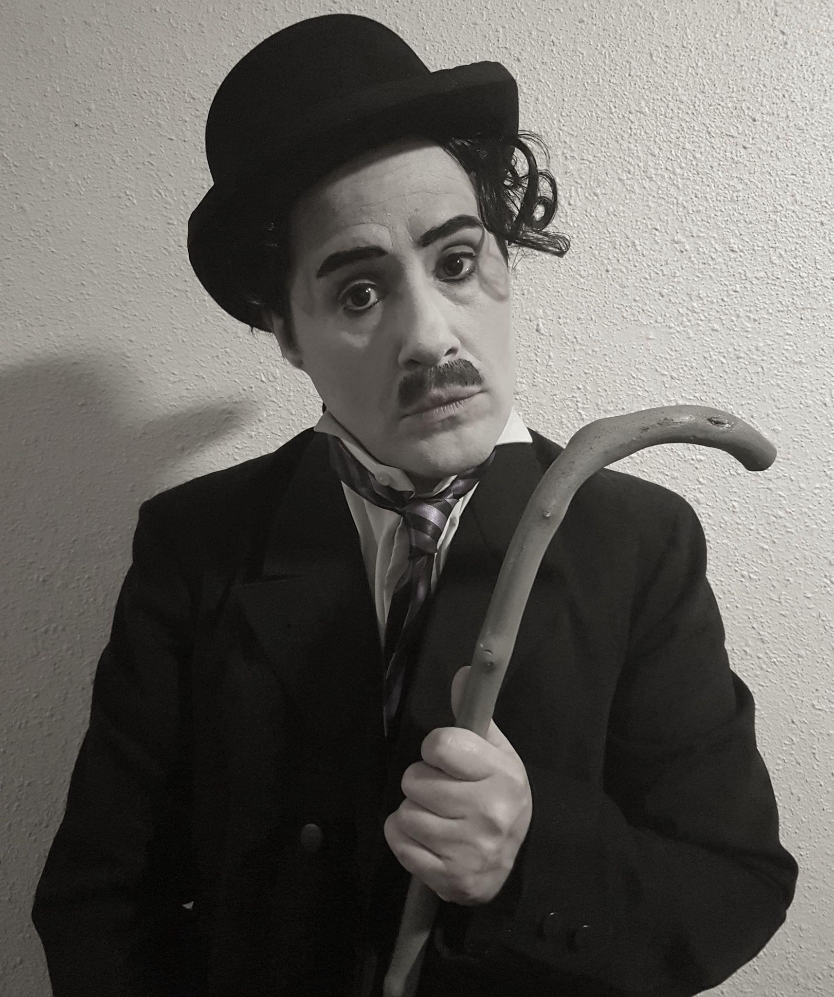 Jack Cutler as Charlie Chaplin