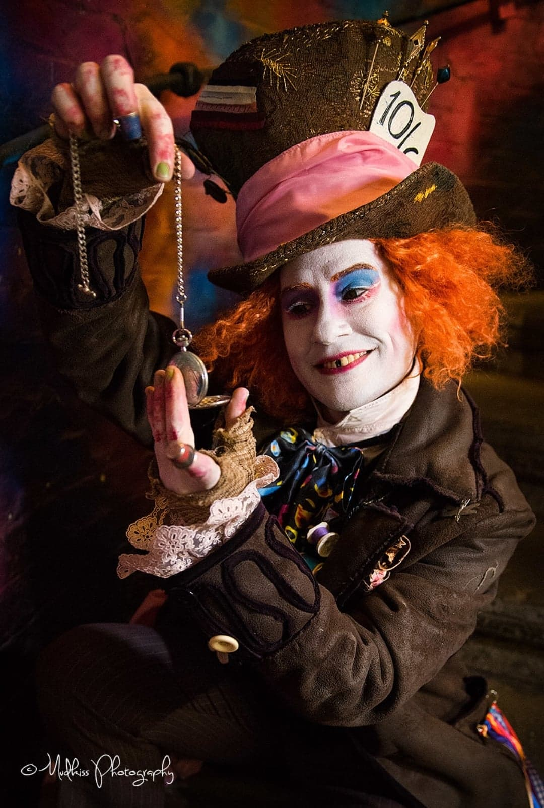 Jack Cutler as Mad Hatter by Melanie Smith