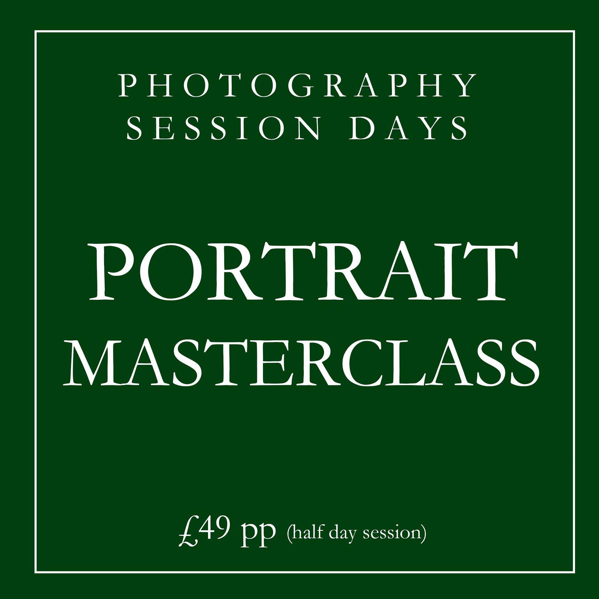 Portrait Masterclass