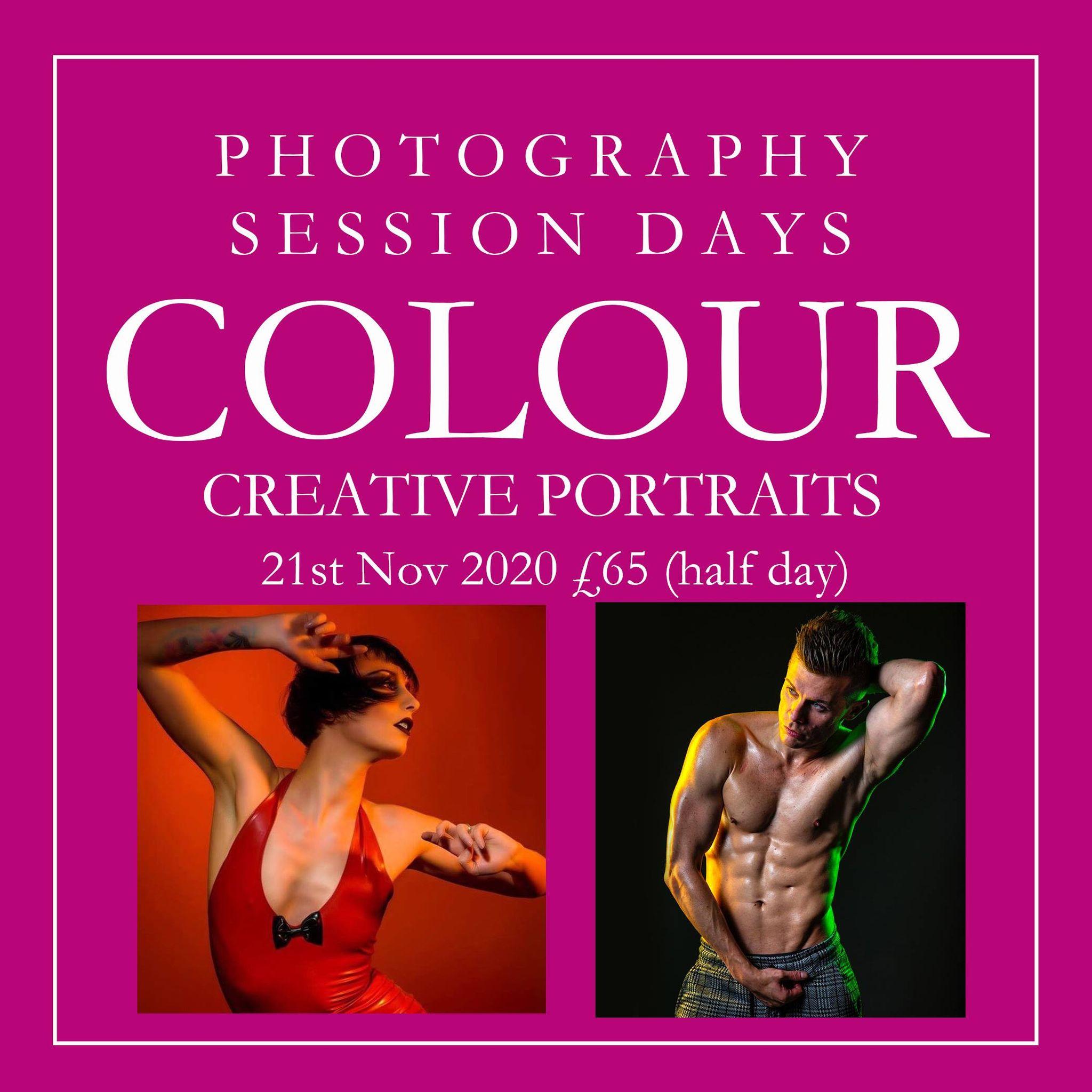 Creative Colour Session Day