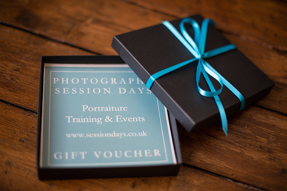 Session Days Gift Voucher