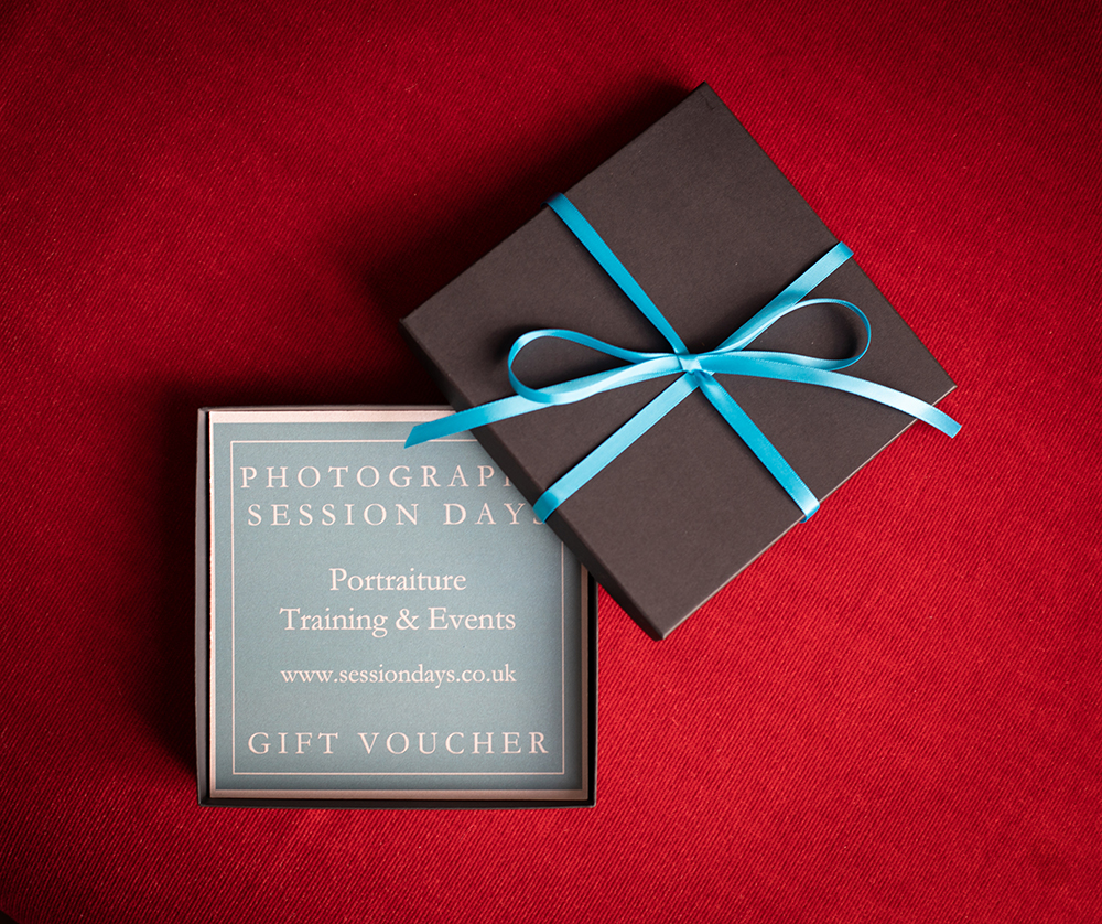 Session Days Gift Vouchers