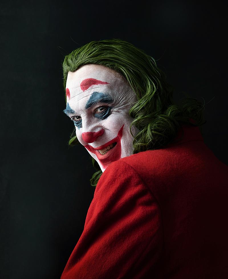 G Brodie as Joker