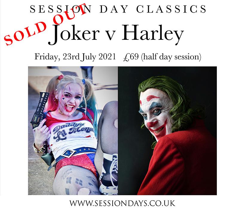 Joker v Harley Session Days Classics
