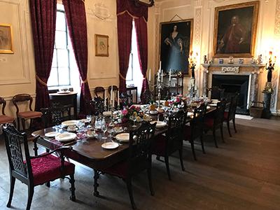 Lytham Hall Gillow Room