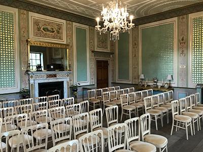 Lytham Hall Gold Room
