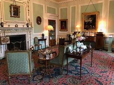 Lytham Hall Morning Room