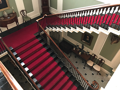 Lytham Grand Staircase