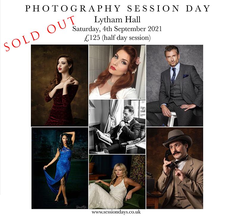 Lytham Hall Session Day